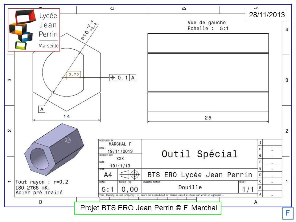 28/11/2013 Projet BTS ERO Jean Perrin © F. Marchal F