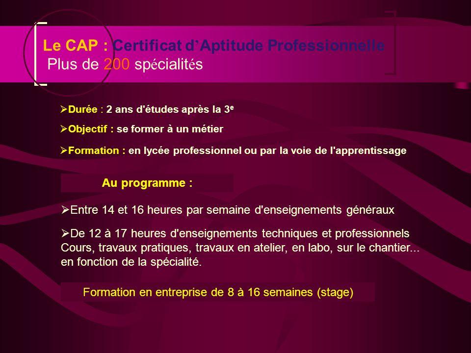 2 ENSEIGNEMENTS DE DETERMINATION OBLIGATOIRES, AU CHOIX.