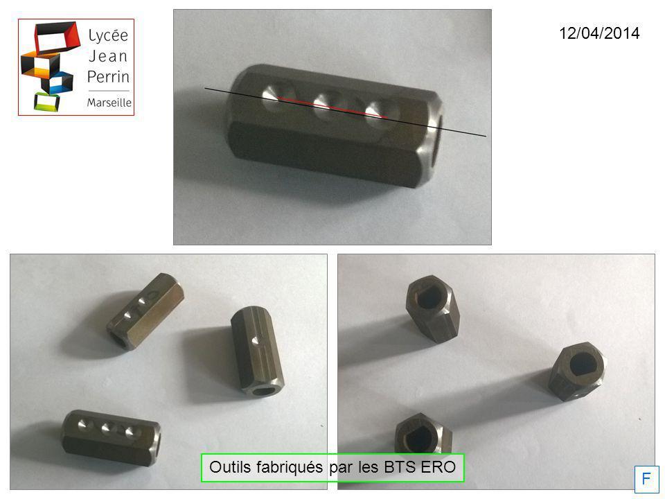 Outils fabriqués par les BTS ERO 12/04/2014 F