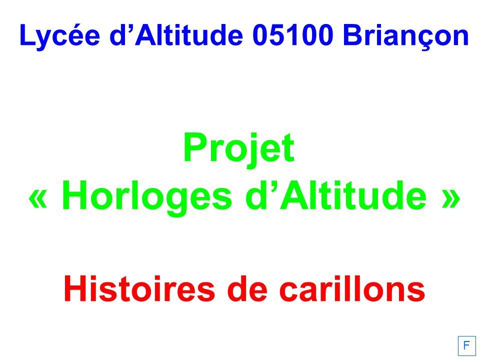 Rencontres Briancon 05