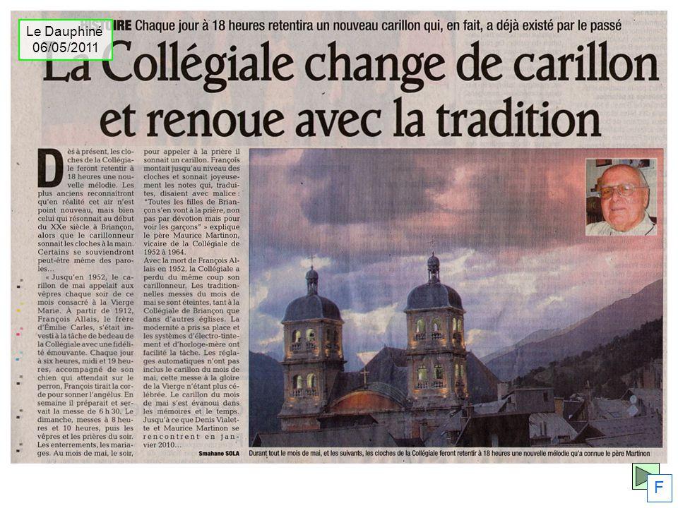 Le Dauphiné 06/05/2011 F