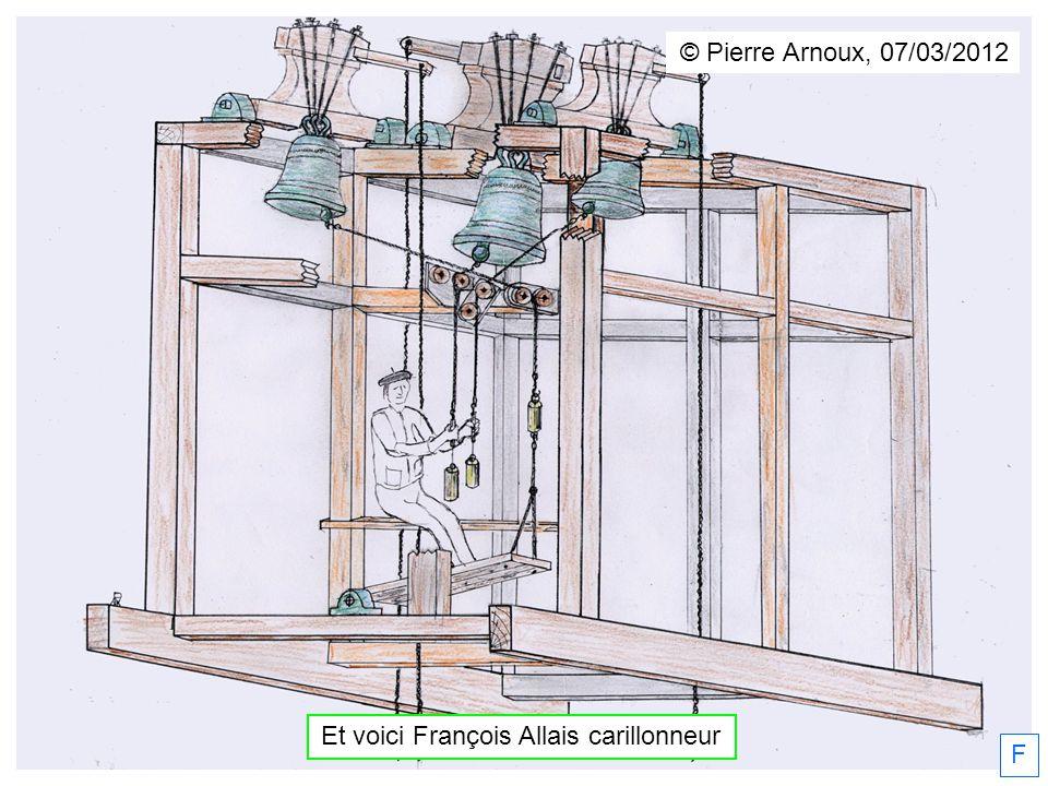Et voici François Allais carillonneur F