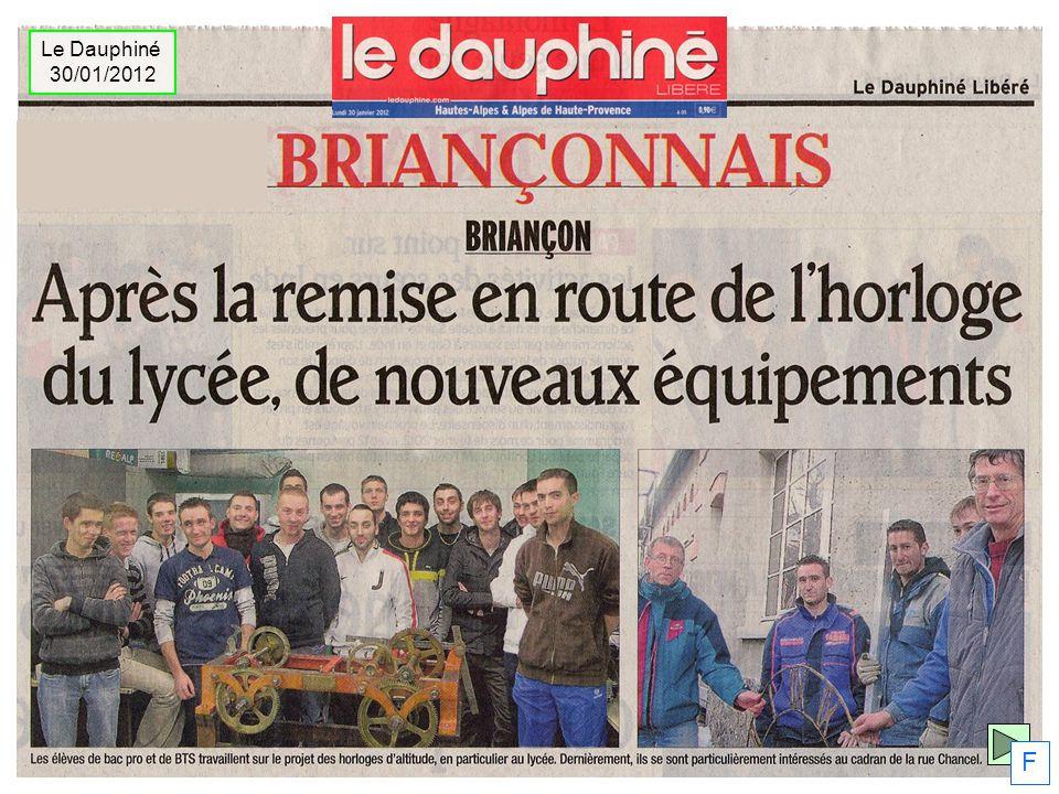 Le Dauphiné 30/01/2012 F