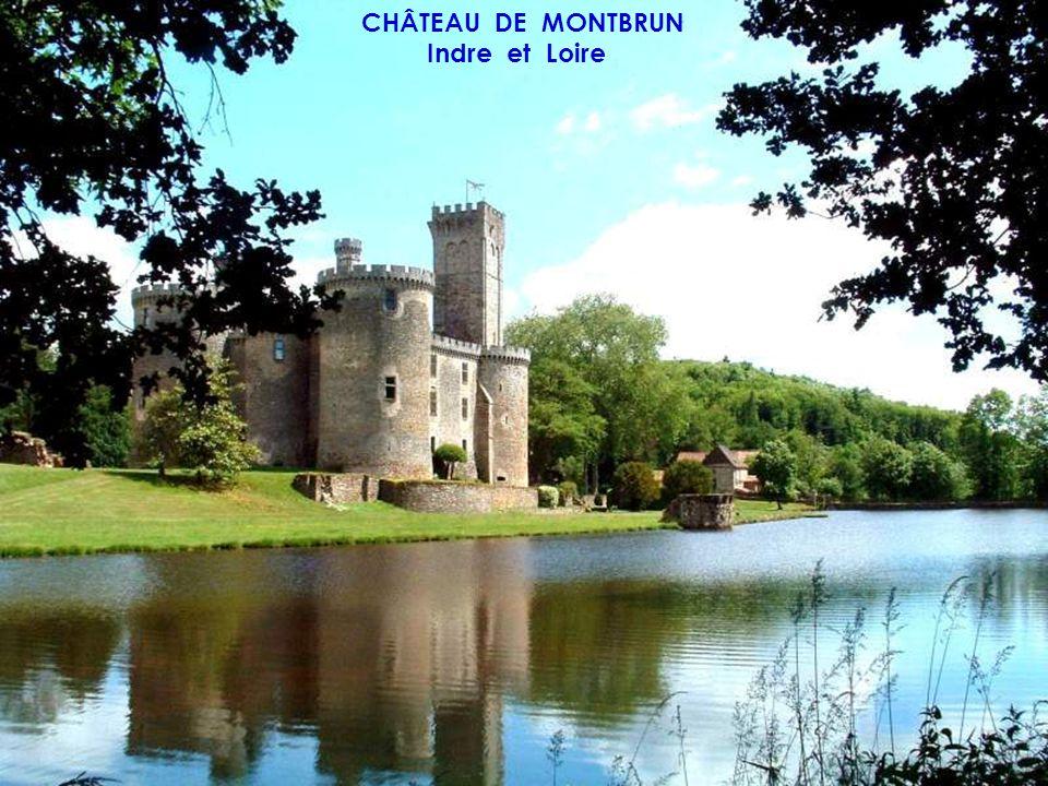 CHÂTEAU D´ USSÉ Indre et Loire