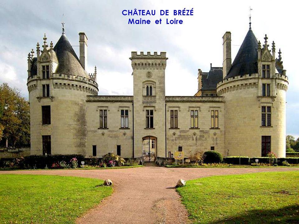 CHÂTEAU DE SAUMUR Maine et Loire
