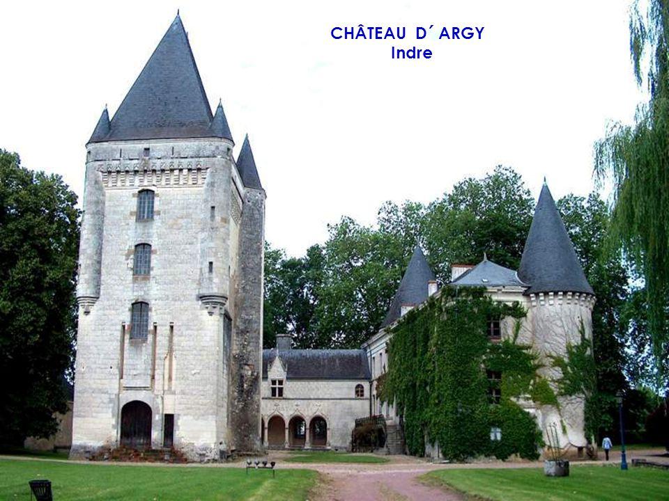 CHÂTEAU DE MONTREUIL BELLAY Maine et Loire