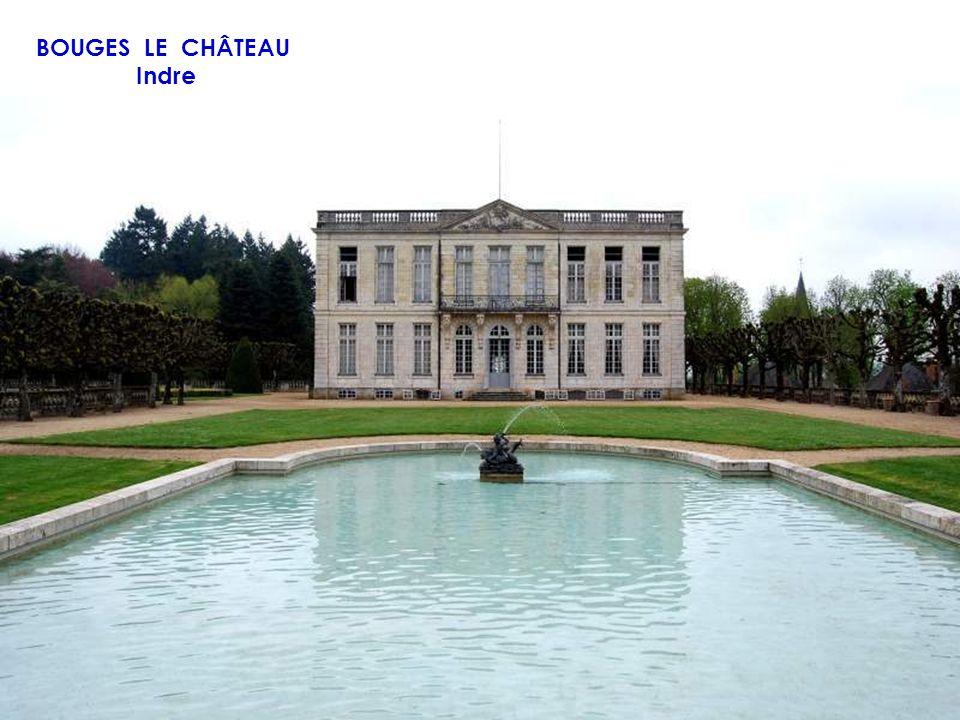 CHÂTEAU DE VALENÇAY Indre