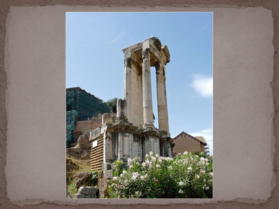 Temple des Dioscures (484 av JC)