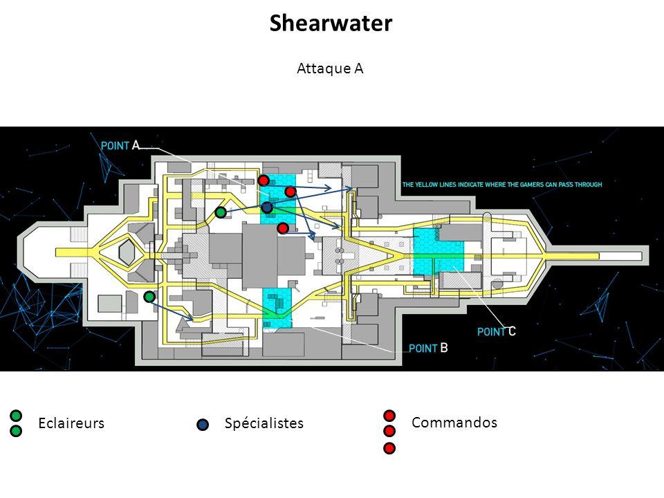 EclaireursSpécialistes Commandos Attaque A Shearwater