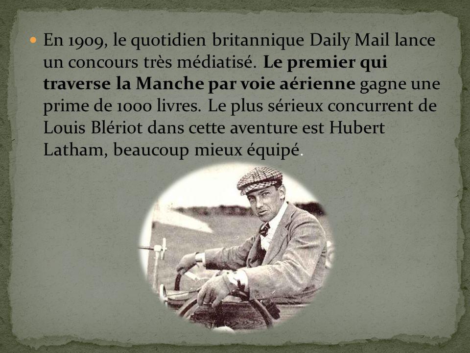 En 1909, le quotidien britannique Daily Mail lance un concours très médiatisé.