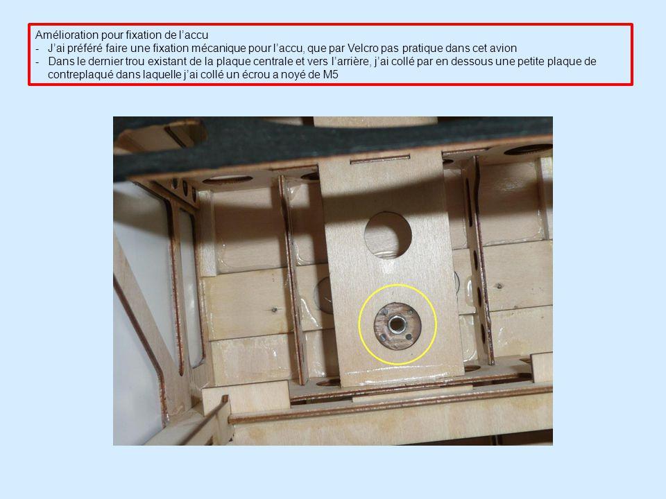 !!!!! - Ne pas oublié de faire une légère découpe sur le montant douverture dans le fuselage pour le passage du renfort inférieur de la porte
