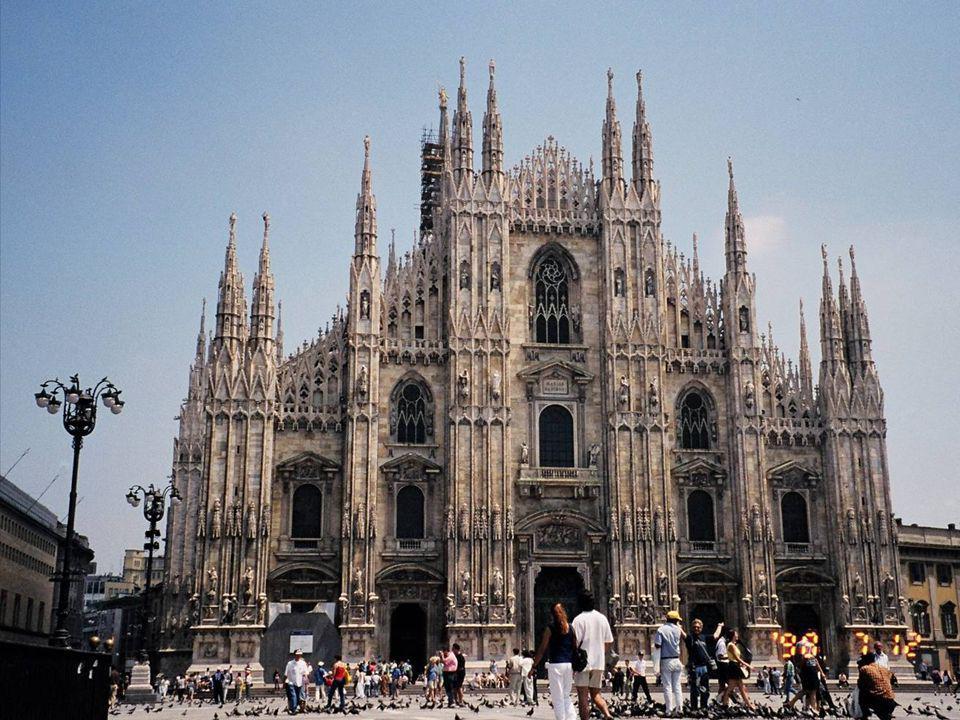 Page 3 page 4 le dôme de milan est une cathédrale gothique de