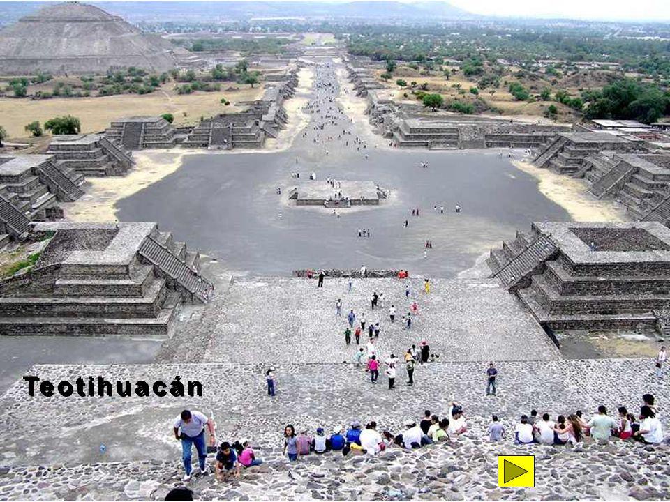 Teotihuacán Teotihuacán