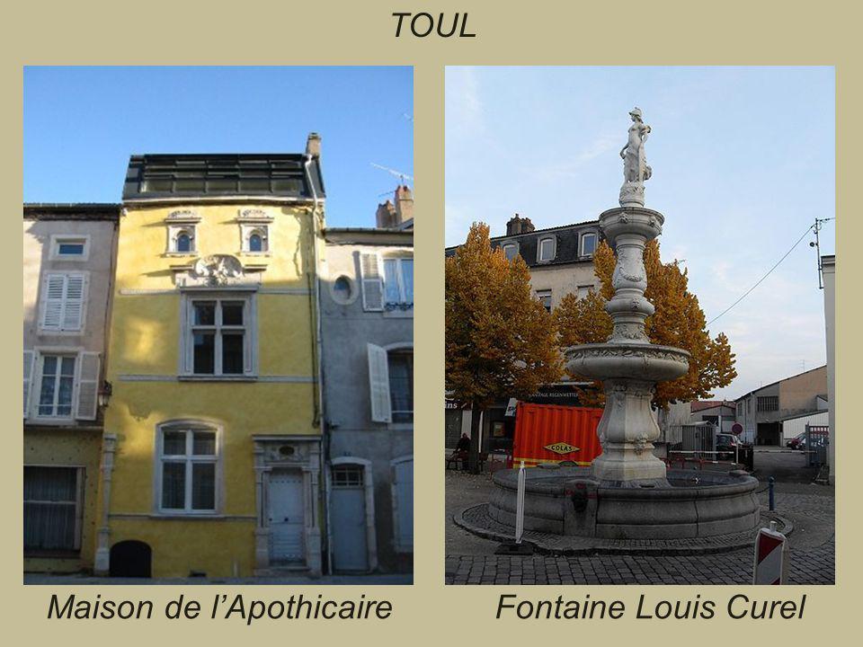 Toul – cathédrale St Etienne