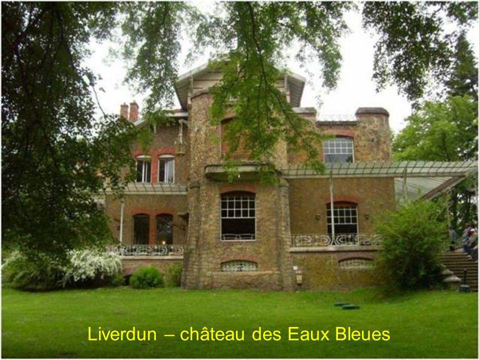 Lunéville - Théatre