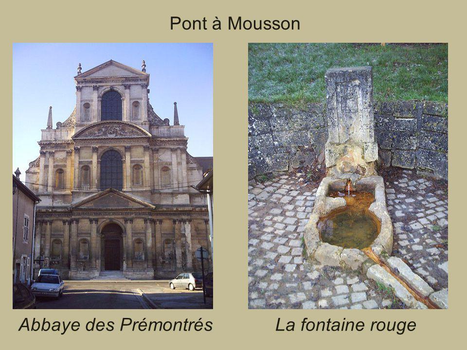 Pont à Mousson