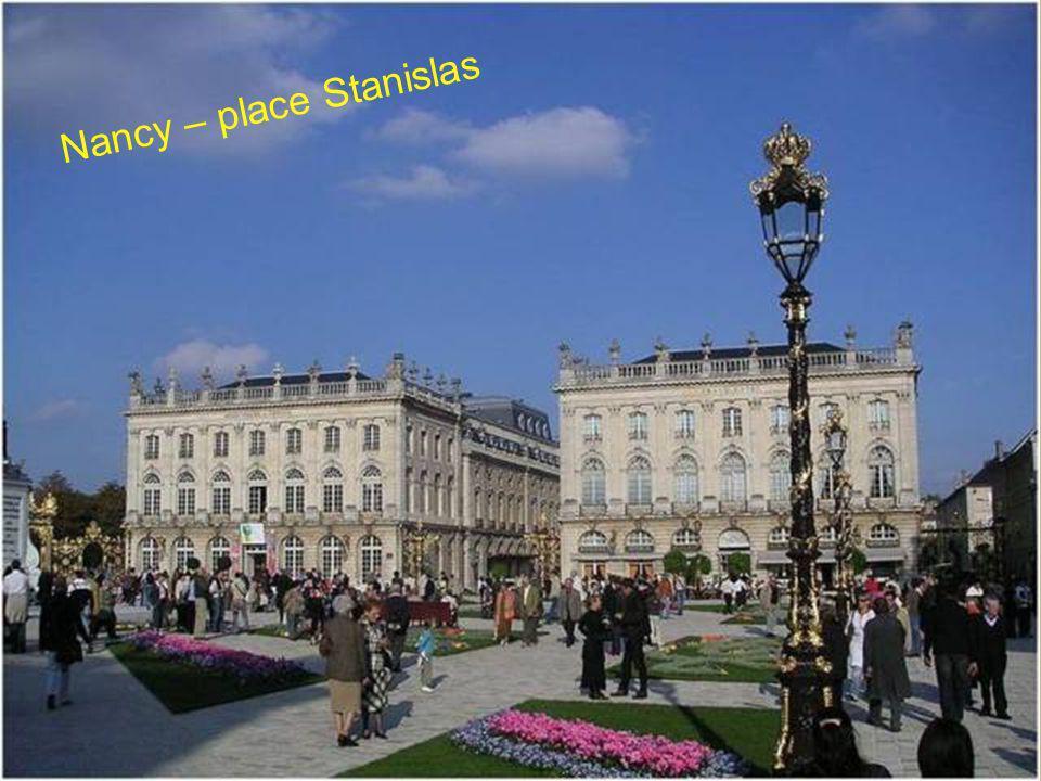Nancy – place Stanislas