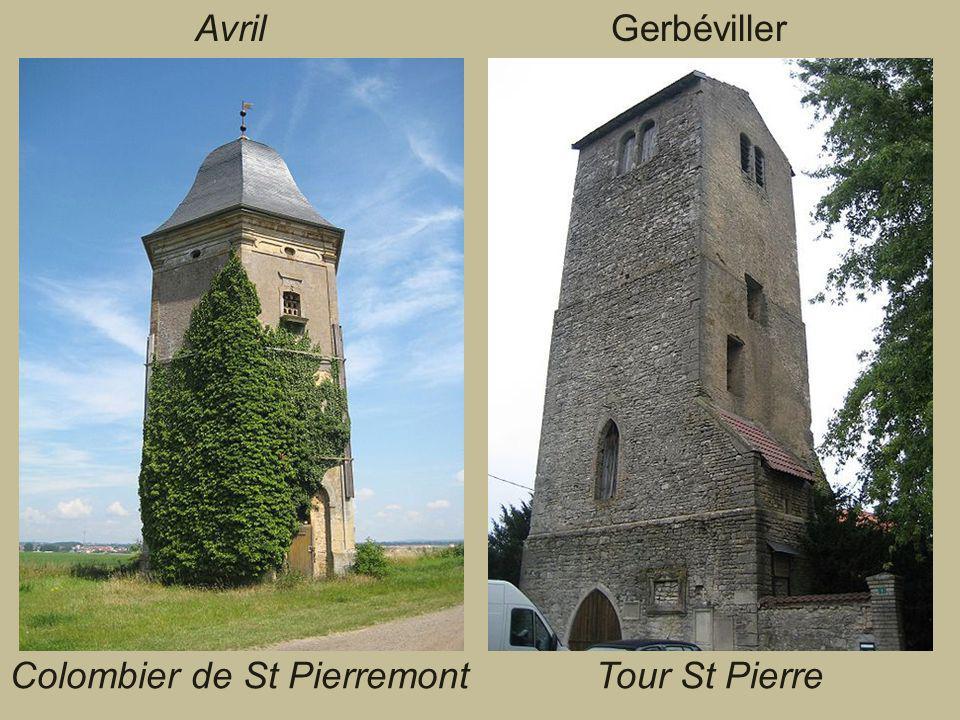 Joeuf – château de Wendel
