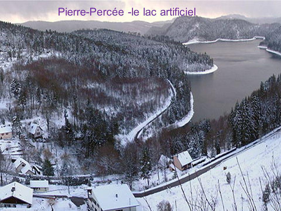 La Meurthe à Glonville