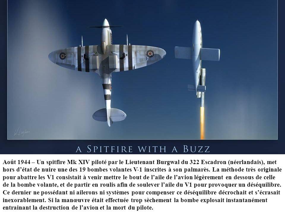 LES AS DADOLF GALLAND - Dieter Meyer 1945 - Adolf Galland et Heinz Bär mènent un groupe de Messershmitt Me262 premier avion à réaction au-dessus des n