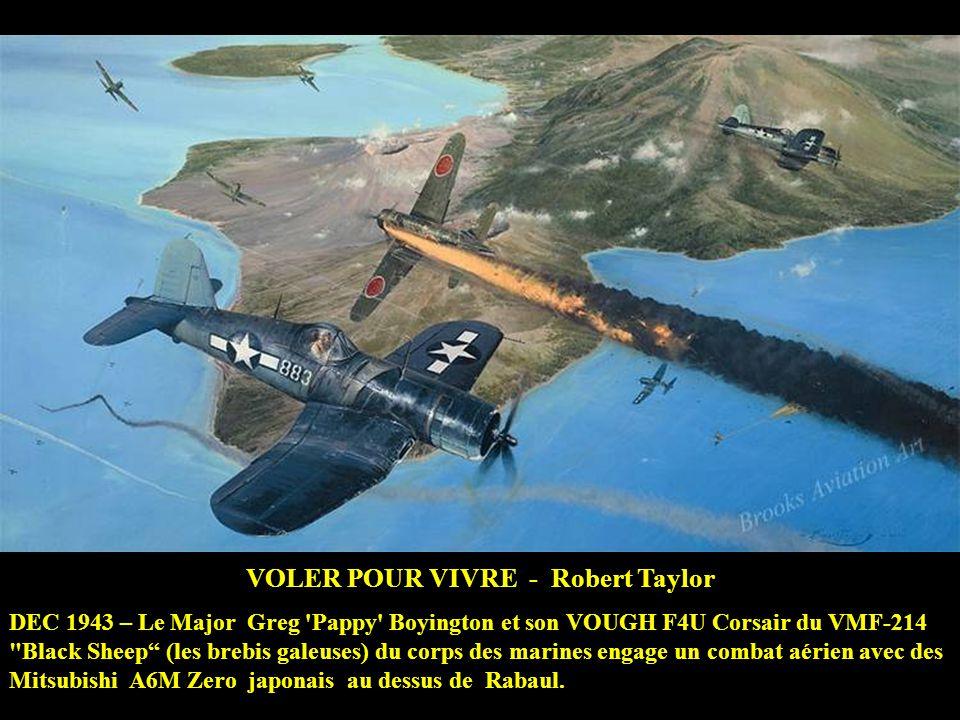 LES BRISEURS DE BARRAGE – OPERATION CHATIENT - Robert Taylor MAI 1943 –Dans la nuit du 16 au 17 mai 1943, quatre Avro Lancasters du 617 ème Sqn,, emme
