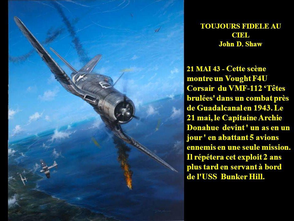 TUER DABORD - Roy Grinnell 1er SEP 1939 – Le premier jour de la seconde guerre mondiale, le Lt Wladek Gnys aux commandes de son chasseur PZL-P11 abatt