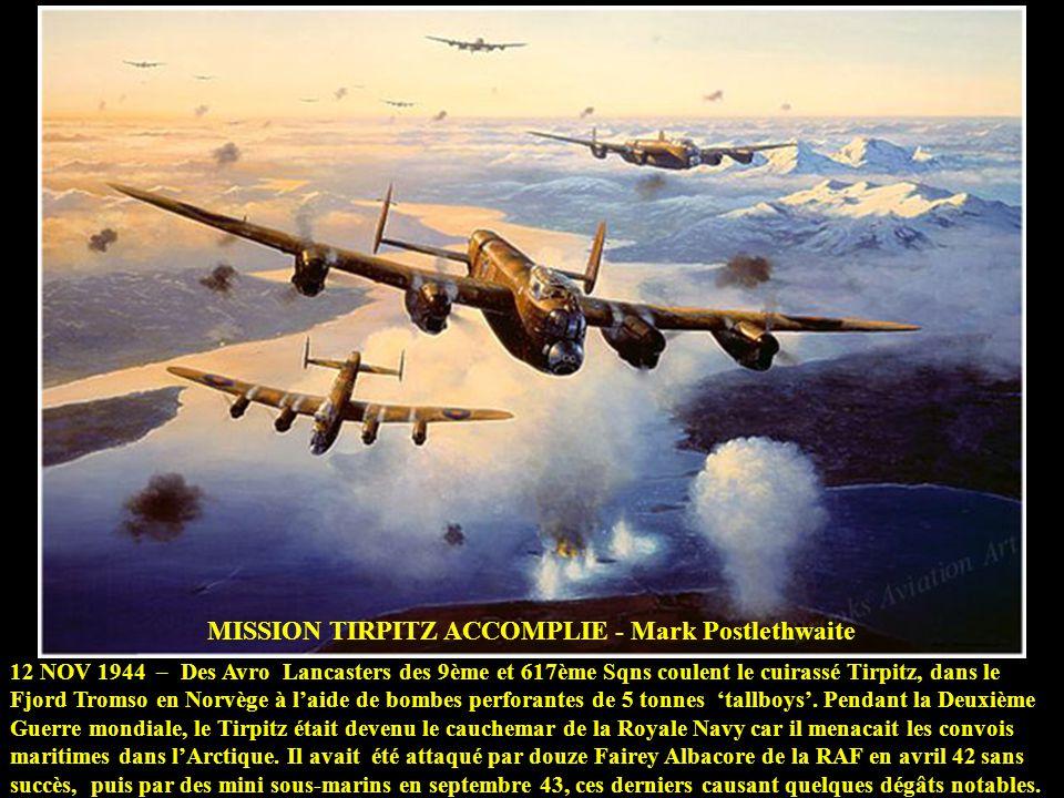 OPERATION CERBERE - Philip West L'Opération Cerberus fut une des trois opérations pendant la Seconde guerre mondiale dans laquelle, le Fairey Swordfis