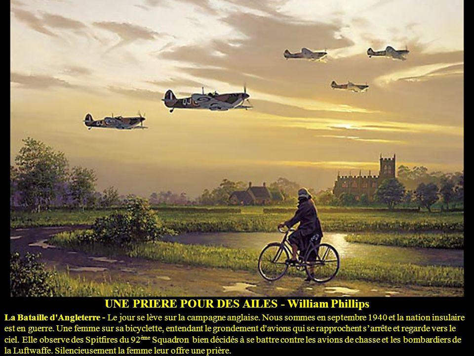 BONNE ET HEUREUSE ANNEE - Gareth Hector 1 er janvier 1945. Lors du lancement de la bataille des Ardennes, le temps couvert ne permit pas à laviation d