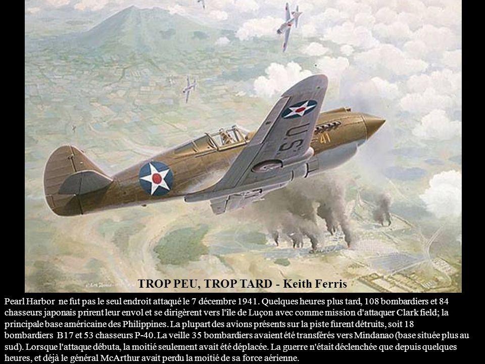 JUNKERS Ju88 – Shigeo Koike 1941 – Un Junker Ju88 A-4 bombardier du Gruppe 3 en mission de reconnaissance et dattaque au sol au-dessus du désert tunis