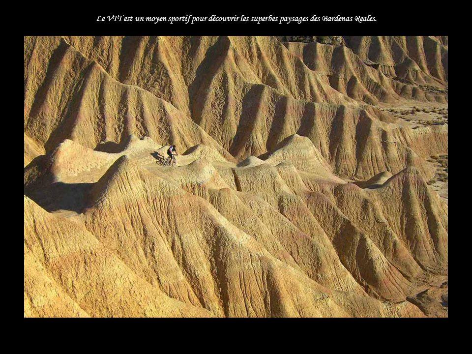 L'Erosion est un architecte extraordinaire !..