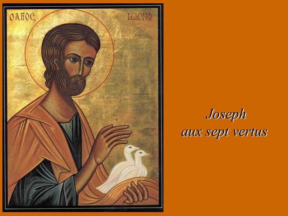 Joseph aux sept vertus