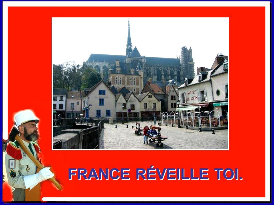 FAITES DONNER LA LÉGION. FAITES DONNER LA LÉGION. Ma France se veut être fille aînée de l'église. Ma France est généreuse mais chrétienne avant tout..