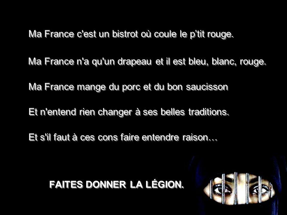FRANCE RÉVEILLE TOI. FRANCE RÉVEILLE TOI.