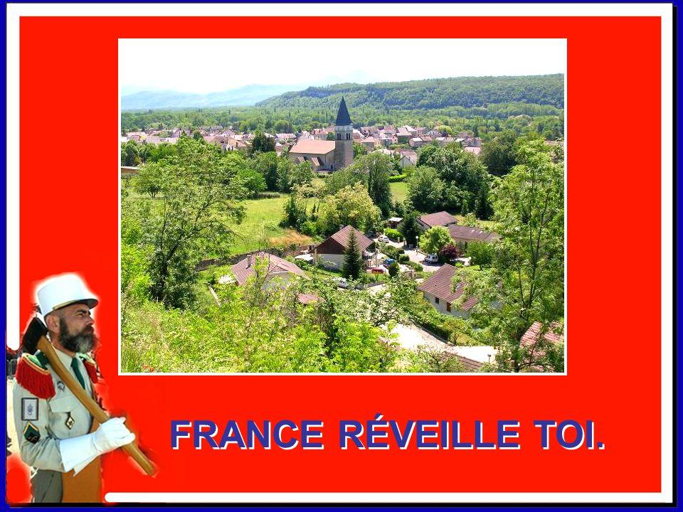 FAITES DONNER LA LÉGION. FAITES DONNER LA LÉGION. Ma France c'est un village surmonté d'un clocher. Et non pas un fondouk doté d'un minaret. Nul ne ve