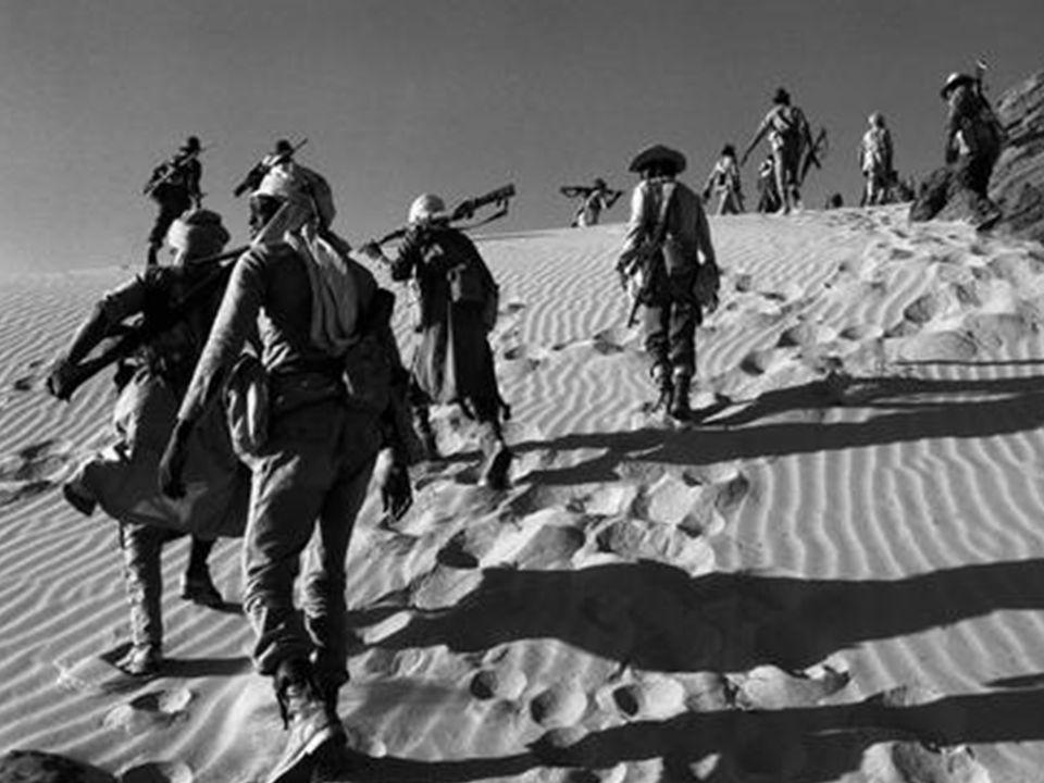 Raymond Depardon est quant à lui parti à la rencontre des peuples du désert. Le photo- journaliste, qui a réalisé de nombreux travaux documentaires, r