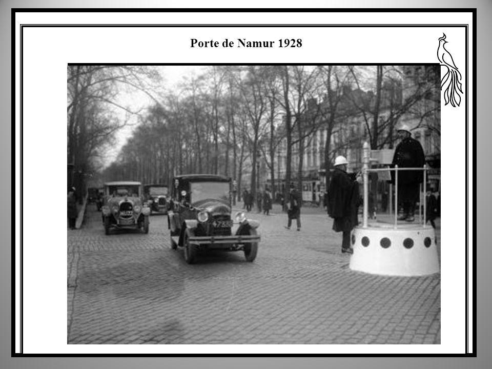 Porte de Namur 1928