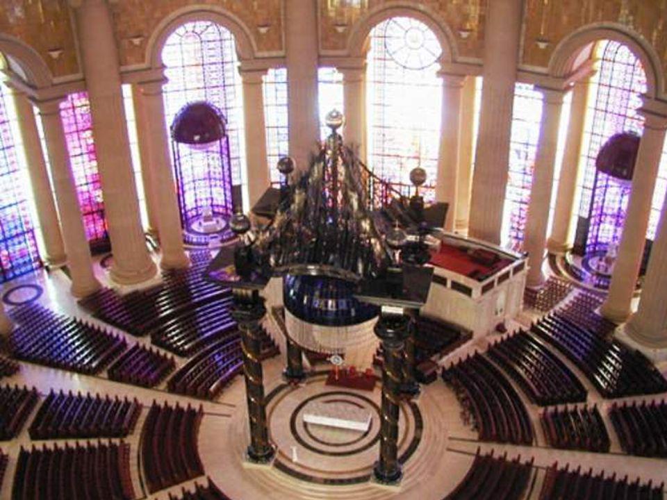 La basilique la plus grande Basilica de Our Lady of Peace, Yamoussoukro, Costa de Marfil, Africa.