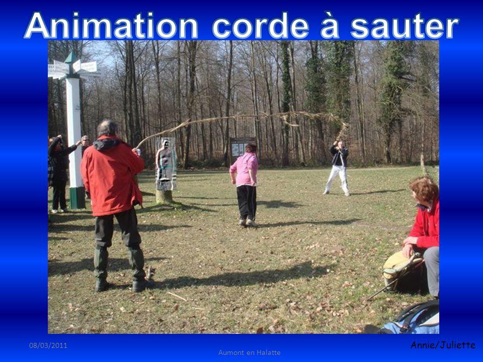 Aumont en Halatte Annie/Juliette 08/03/2011