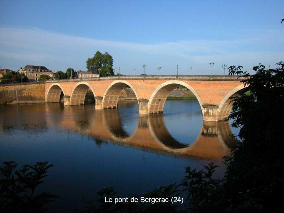 Dax (40) – Le vieux pont