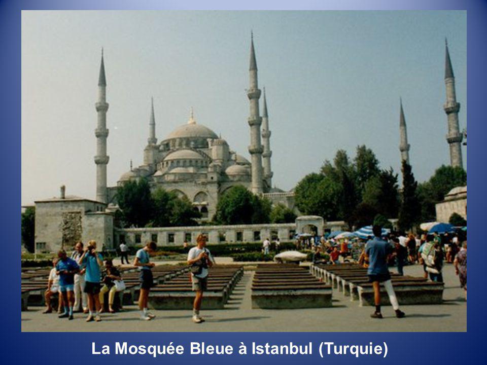 Le port dIstanbul (Turquie)