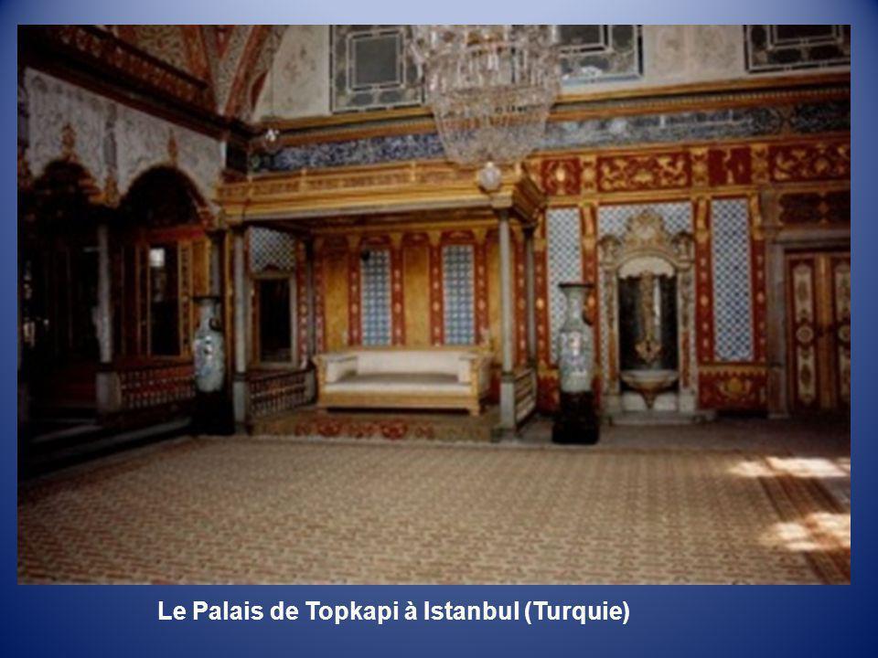 Lancien caravansérail dIstanbul (Turquie)