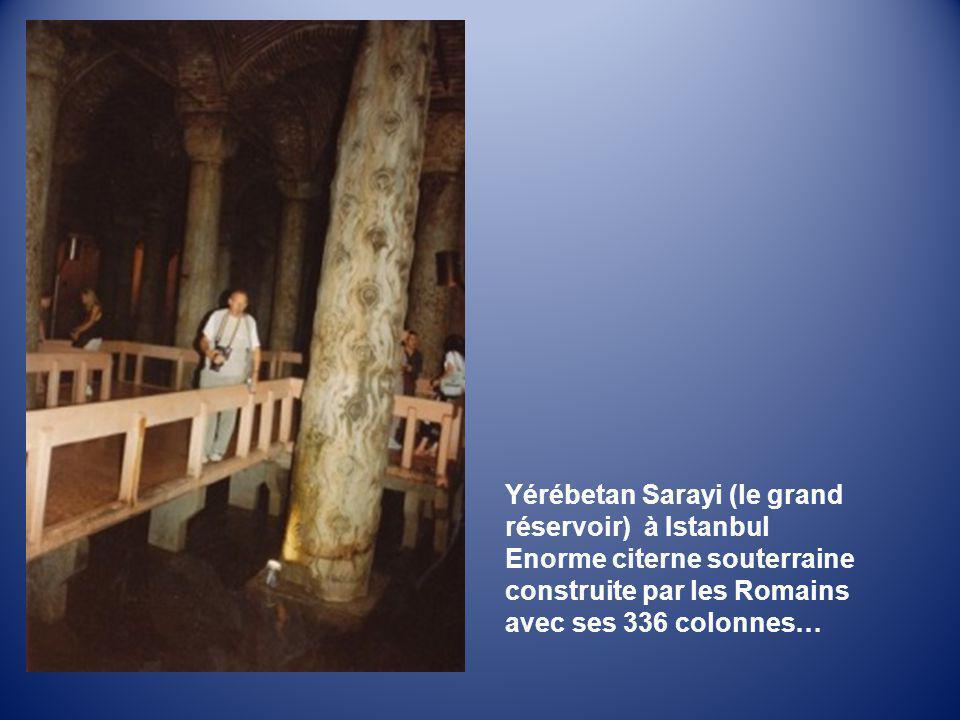 Sainte Sophie à Istanbul (Turquie)