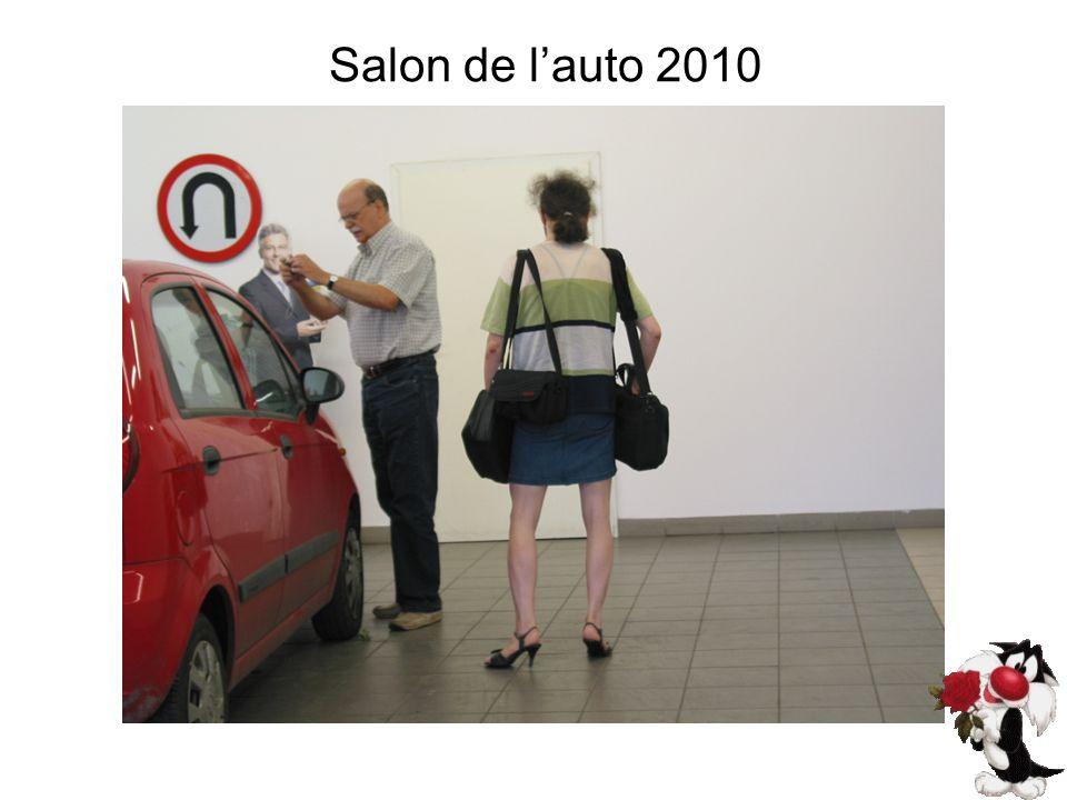 Salon de lauto 2010