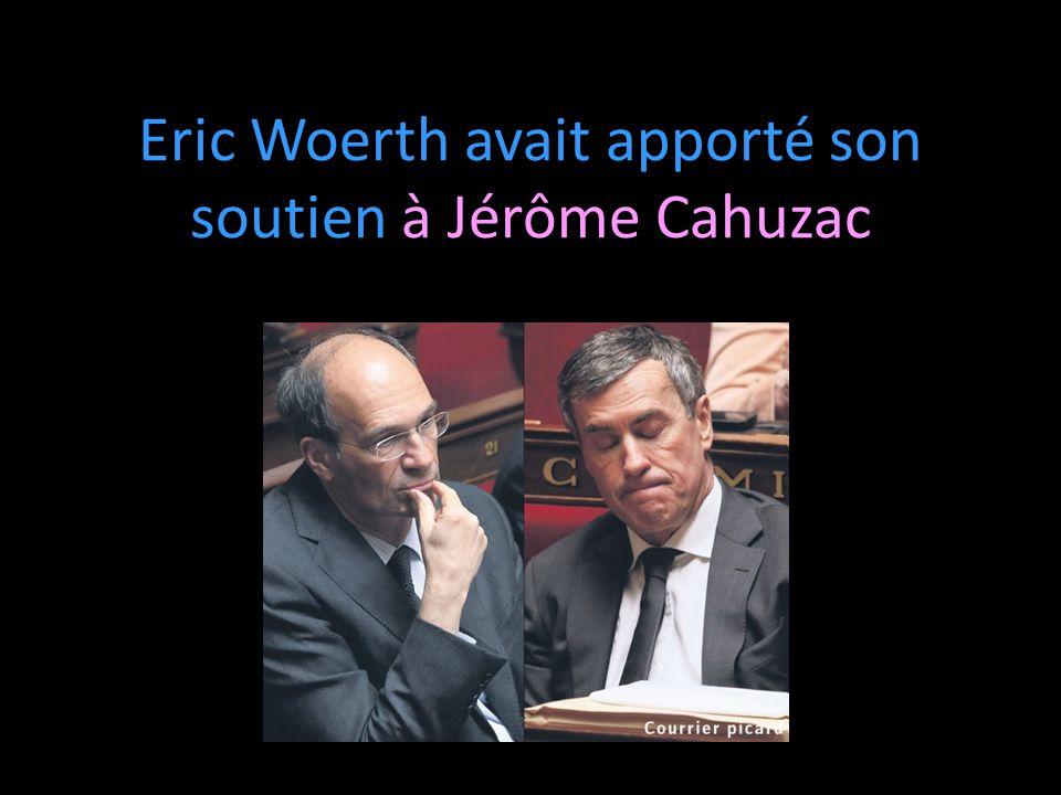 Cest Patricia Cahuzac (jalouse) qui a informé Médiapart des comptes cachés suisses de son mari Jérôme