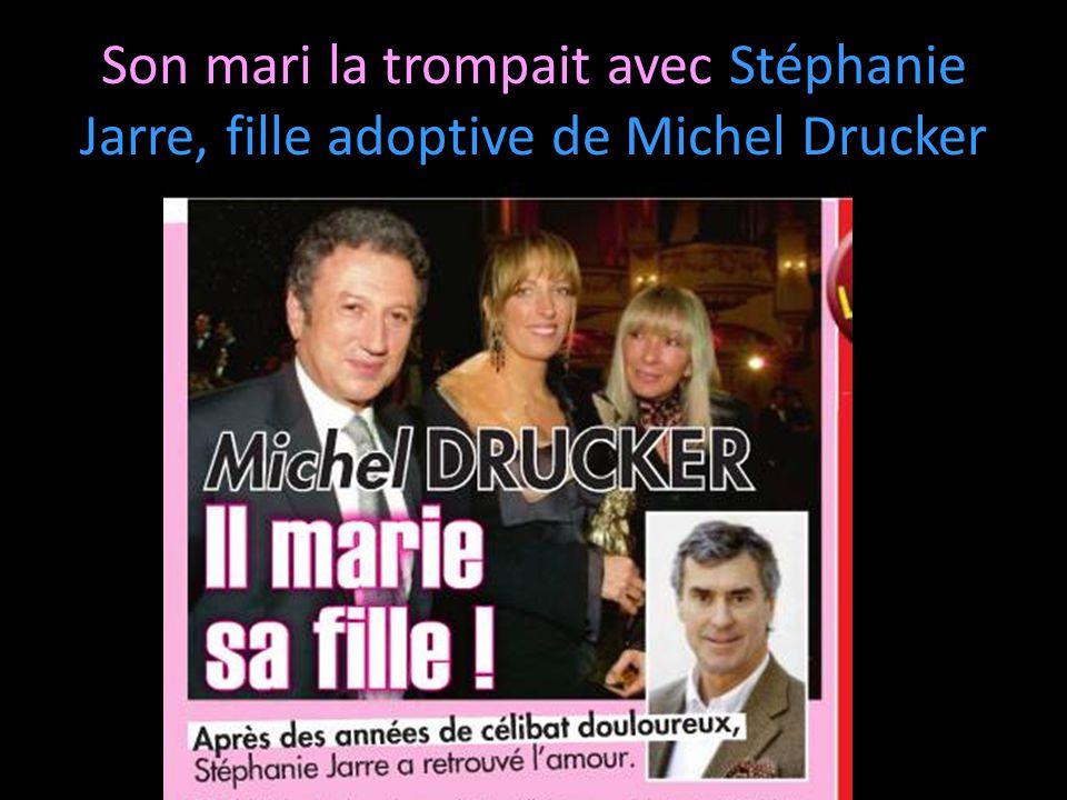 Michel Drucker avait épousé Dany Saval (divorcée de Maurice Jarre)