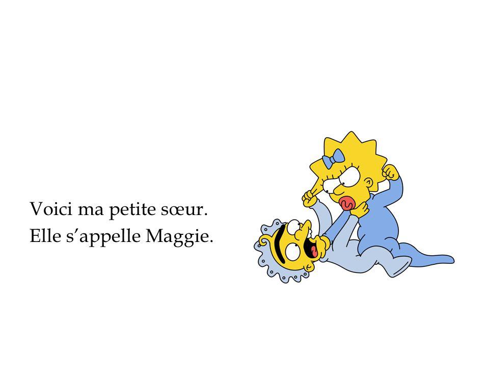 Elle sappelle Maggie.