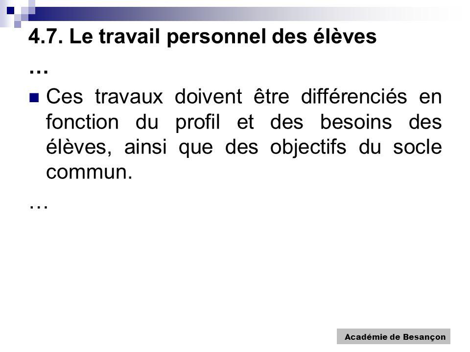 Académie de Besançon 4.7.