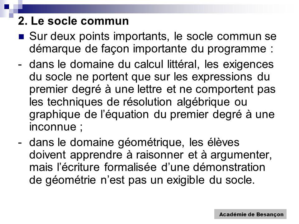 Académie de Besançon 2.