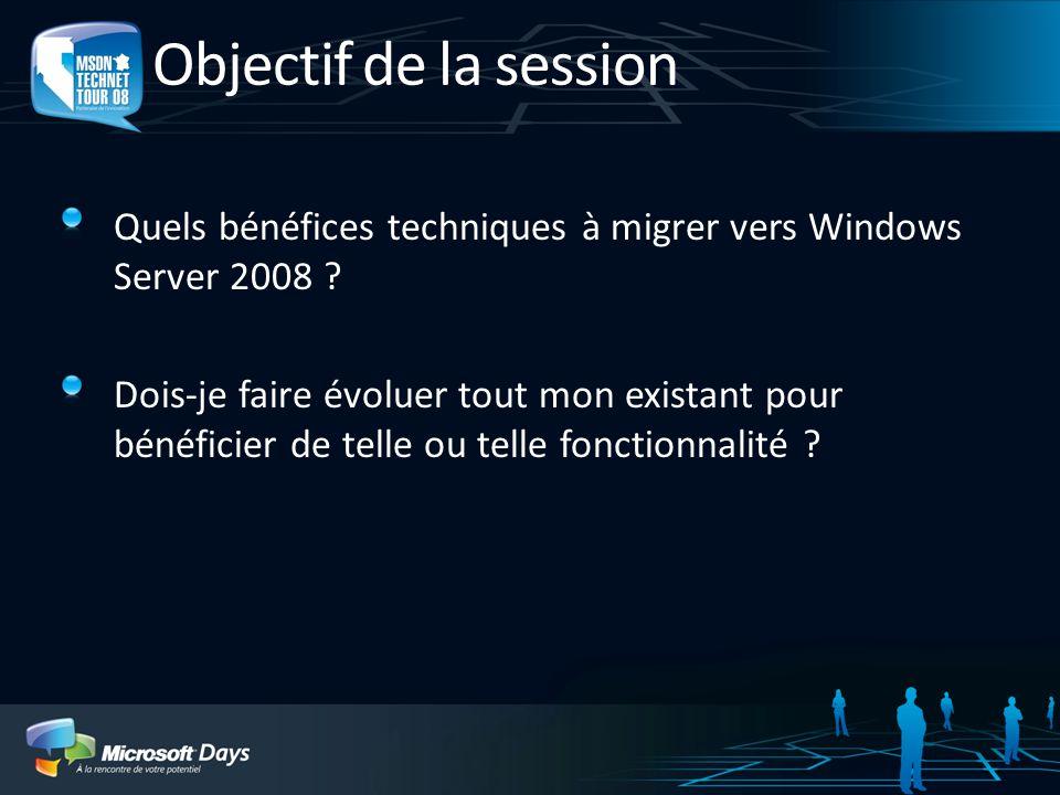 SP3 Client NAP intégré Prévu Q3 2008