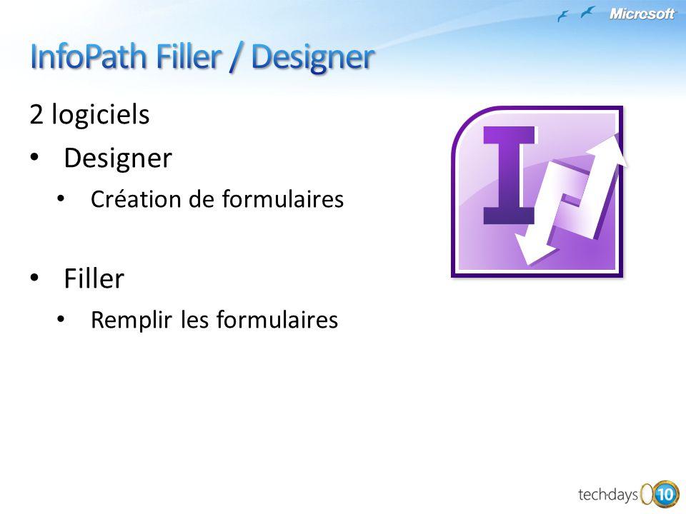 Utilisation de formulaires InfoPath pour lédition des éléments de listes SharePoint